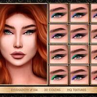 Eyeshadow #104 By Jul_haos