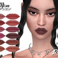 Imf Misa Lipstick N.327 By Izziemcfire
