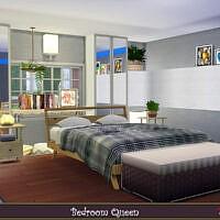 Bedroom Queen By Evi