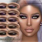 Frs Eyeshadow N157 By Fashionroyaltysims