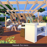Veranda Fun Room By Evi