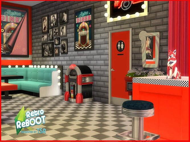 Retro R&r Bar Set By Seimar8