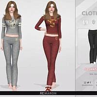 Harry Potter Pj Pants F 01 By Remaron