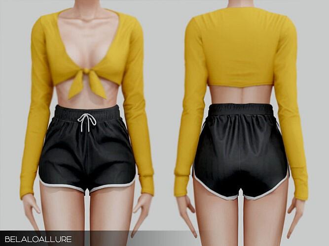 Belaloallure Panam Shorts By Belal1997