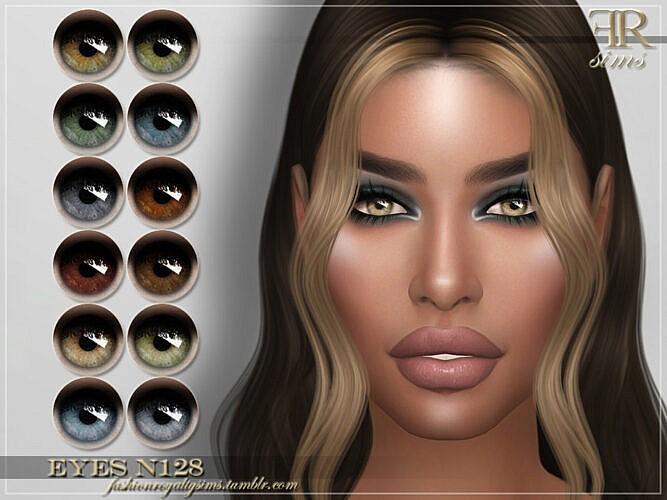 Frs Eyes N128 By Fashionroyaltysims