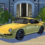 2018 Porsche 993 911 Turbo Project Gold