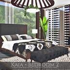Kaia Bedroom 2 By Rirann