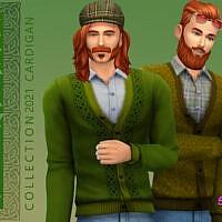 Celtic Cardigan By Simmiev