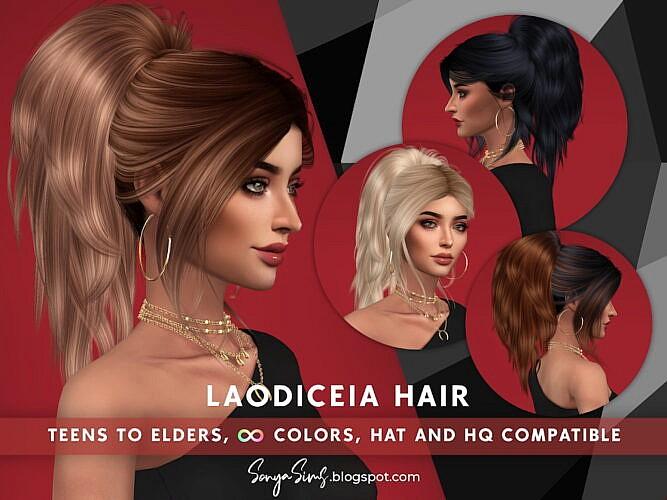 Laodiceia Hair