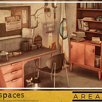 Area 51 Office Set By Simspaces