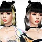 Lisa Pretty Savage Hair 004