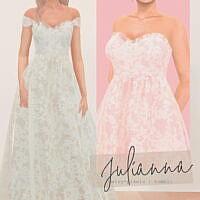 Julianna Wedding Dress