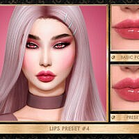 Lips Preset #4 By Jul_haos