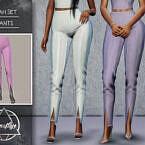Miah Set Pants By Camuflaje