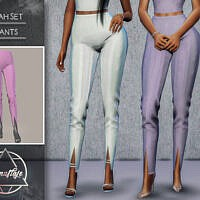 Miah Set Pants By Camuflaje