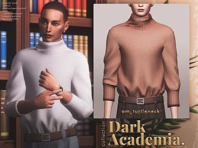 Dark Academia Collection