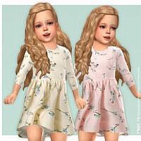 Gabriella Dress By Lillka