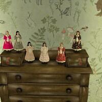 Dolls By Aliki's Nook
