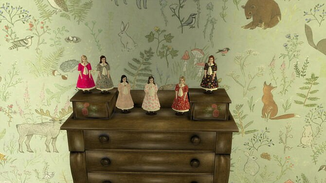 Dolls By Aliki's Nook