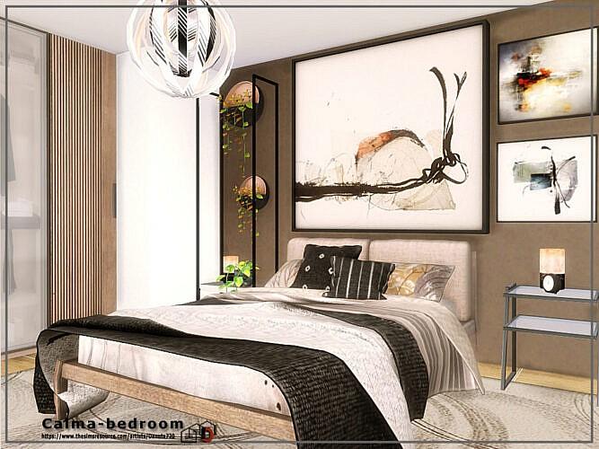 Calma Bedroom By Danuta720