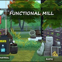 Functional Mill Version 0.5