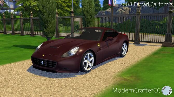2008 Ferrari California