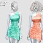 Dress N 308 By Pizazz