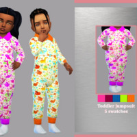 Toddler Jumpsuit Baby Cool By Lyllyan