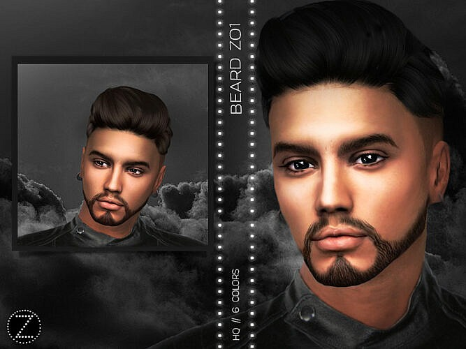 Beard Z01 By Zenx