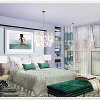 Tenzi Bedroom By Marychabb