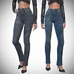 Heidi Jeans By Pipco