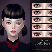 Eyes Colors 10 By Arltos