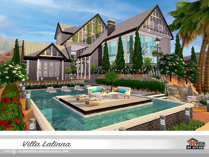 Villa Lalinna By Autaki
