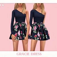 Gracie Dress By Black Lily