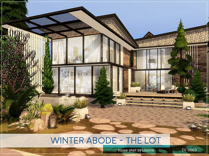 Winter Abode The Lot By Lhonna