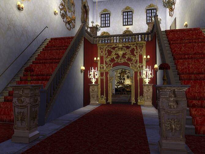 Sims 4 Frames & Golden Goblets at Anna Quinn Stories