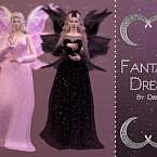 Fantasy Dress By Dissia