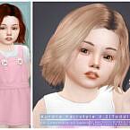 Aurora Hairstyle V.2 [toddler] By Darknightt