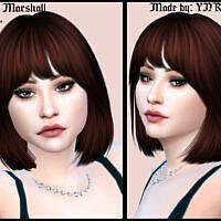 Jeanne Marshall By Ynrtg-s