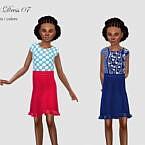 Dress For Girls 07 By Pizazz