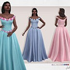Jolina Gown By Sifix