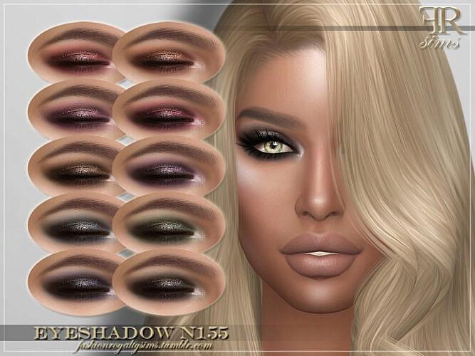 Frs Eyeshadow N155 By Fashionroyaltysims
