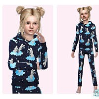Bunny Pjs By Pinkfizzzzz