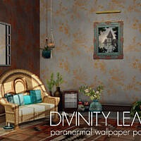 Divinity Leaf Paranormal Wallpaper Pack