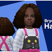 Bryony Hair Toddler By Qicc