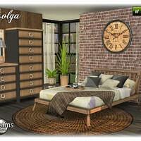 Asolga Bedroom By Jomsims