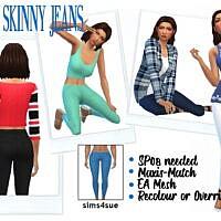 Skinny Jeans Sp08