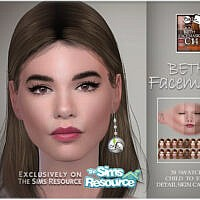 Beth Facemask By Bakalia