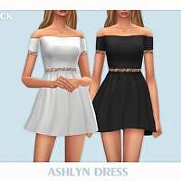 Ashlyn Dress By Black Lily