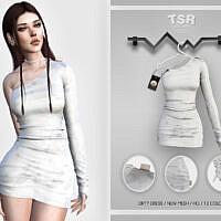 Dirty Dress Bd437 By Busra-tr